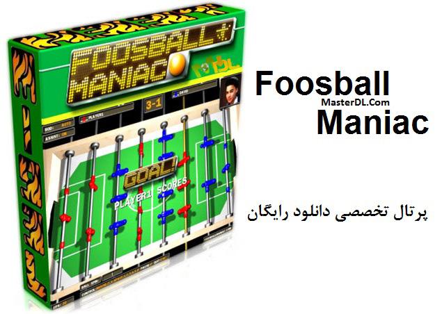 Foosball-Maniac