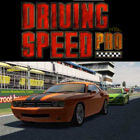 Driving speed