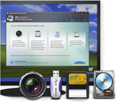 Free download Photo Recovery for Mac. 4 easy steps to perform