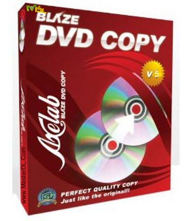 blaze DVD Copy logo