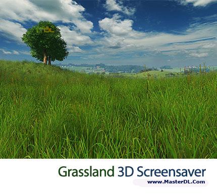 grassland-3d-screensaver