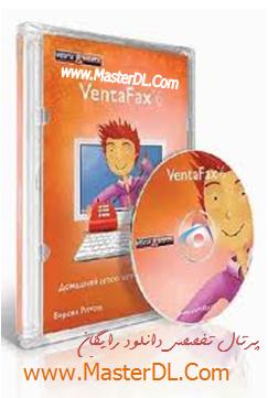 ارسال و دریافت فکس از طریق کامپیوتر شما با VentaFax Voice Private v6.5.112.307
