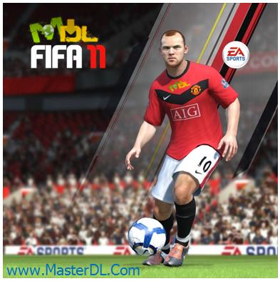 Fifa 2011 را به گوشی خود بیاورید!