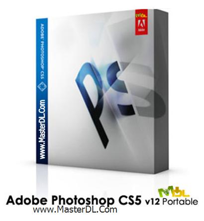 دانلود فتوشاپ ۱۲ به صورت پرتابل Adobe Photoshop CS5 v12