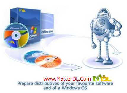 نصب ویندوز با تمام نرم افزار های رایگان به صورت یکجا با Almeza MultiSet Pro