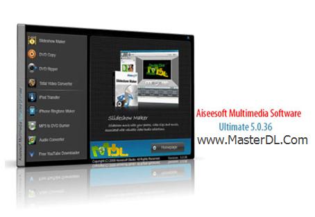 دانلود مجموعه نرم افزاری Aiseesoft Multimedia Software Ultimate 5.0.36
