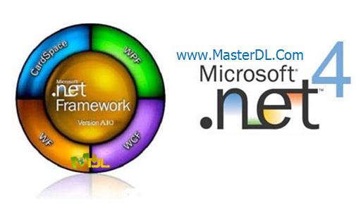 اجرای برنامه های نوشته شده در محیط net با Microsoft NET Framework 4