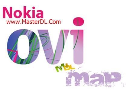 مشاهده سر تاسر دنیا در گوشی با Nokia Ovi Maps v3.01.4401