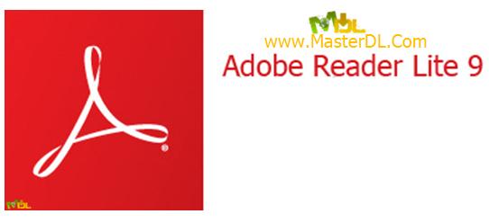 مشاهده آسان فایل های PDF با Adobe Reader Lite 9.3.0.30