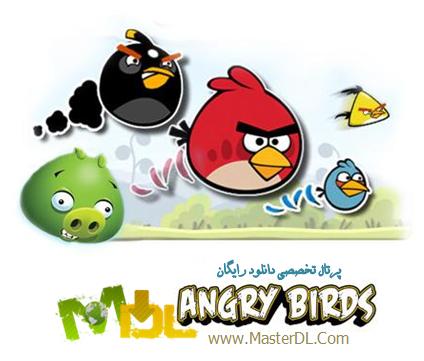 بازی محبوب و جذاب پرندگان خشمگین برای رایانه های شخصی - Angry Birds