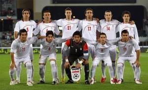 عكس هاي بازی دوستانه ایران - روسیه