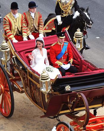 عروسي نوه ملكه بريتانيا + عکس