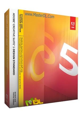 دانلود رایگان جدید ترین پکیج محصولات شرکت ادوب Adobe Creative Suite 5.5 Master Collection