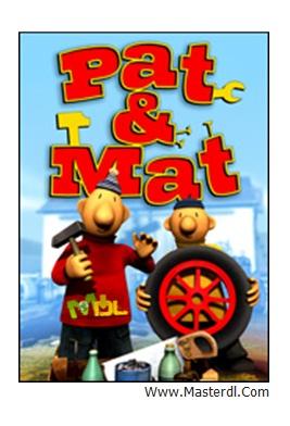 دانلود تمام قسمت های مجموعه کارتون پت و مت Pat Mat Full Episode