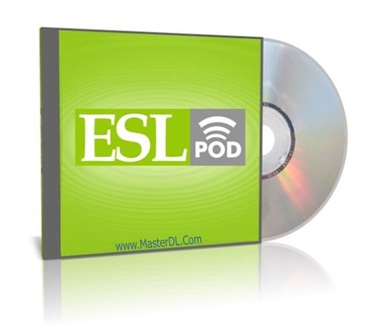 دانلود مجموعه آموزش زبان انگليسي English as a Second Language Podcast