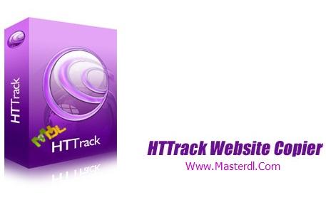 نرم افزار HTTrack یک سایت خوان آفلاین