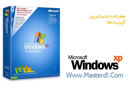دانلود Windows XP SP3 Integrated June 2011