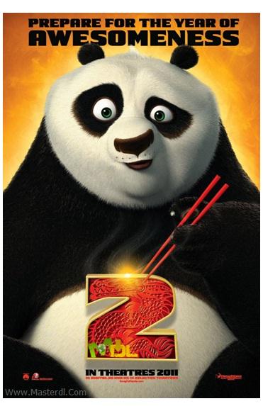دانلود انيميشن جدید و فوق العاده زیبا Panda kung fu 2 محصول 2011 آمریکا