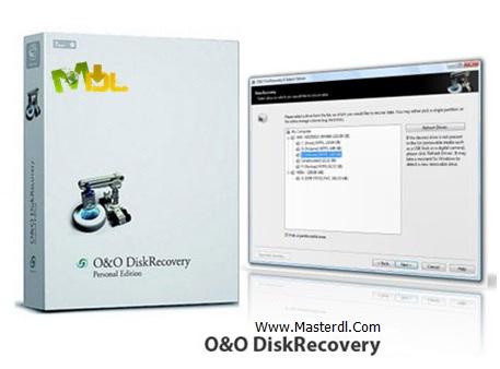 دانلود نرم افزار بازیابی اطلاعات DiskRecovery 7.1 Build 183