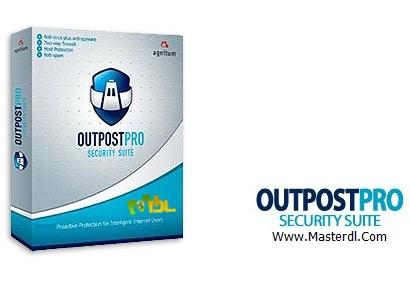 دانلود نرم افزار امنیتی Agnitum Outpost Security Suite Pro v7.5
