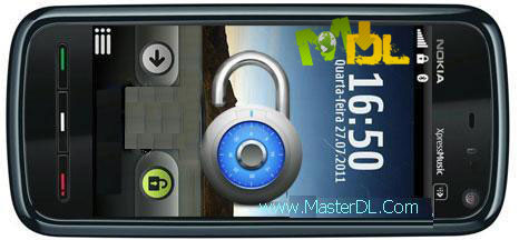 Slide Unlock Plus Symbian
