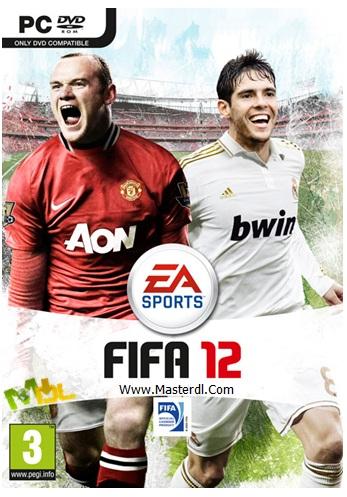 دانلود بازی فیفا 12 FIFA